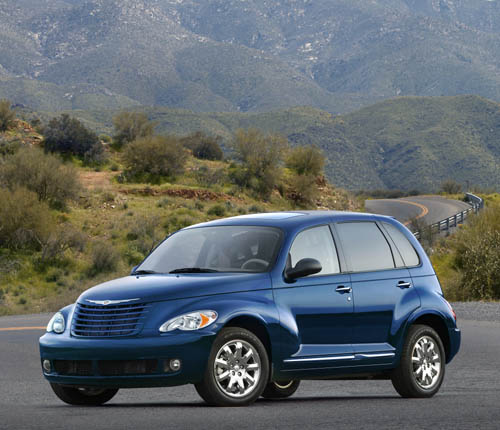 Chrysler PT Cruiser occasion