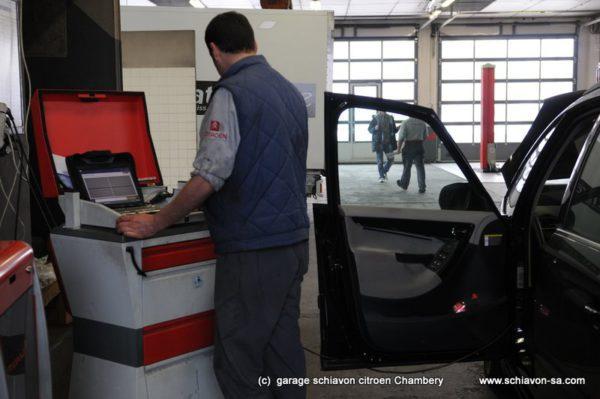 Garage Citroen Schiavon Bassens Chambery