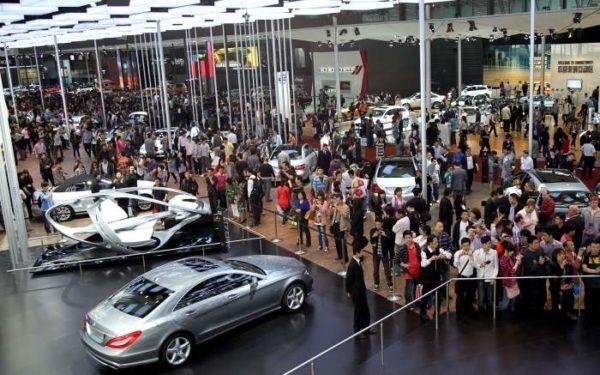La Chine le boom de l'auto