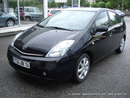 Satisfaction Client & Toyota Prius