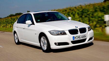 BMW 320ED 163ch 109g de CO2