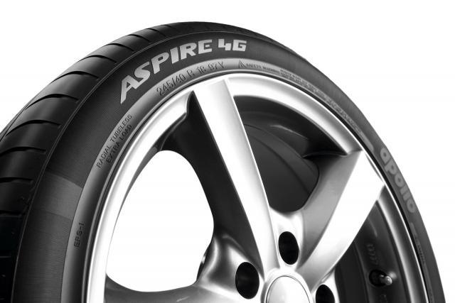 Test pneu indien Apollo Aspire