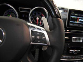 Brabus Mercedes Classe G B63 - 620 ch l'intérieur moderne