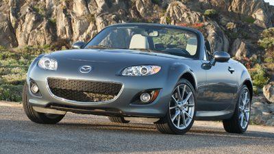 Mazda MX-5 poursuit sa route