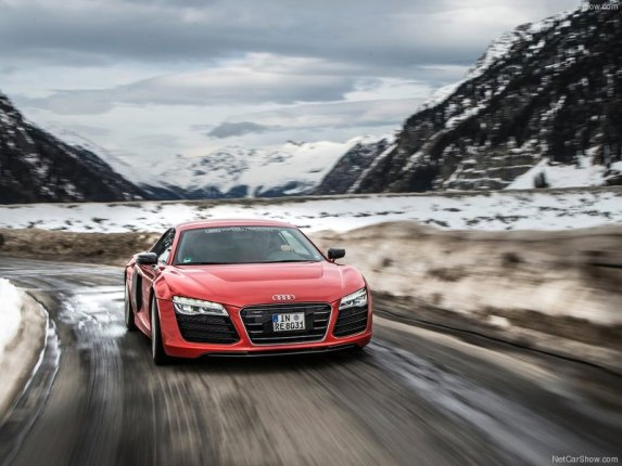 Audi R8 E-Tron 2013