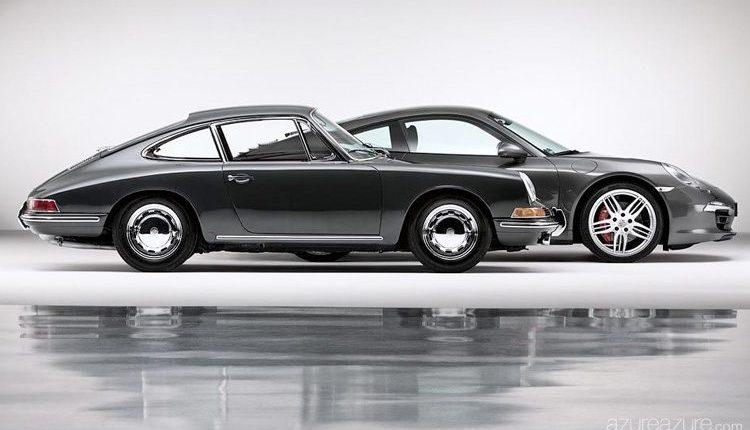 Porsche 911 Histoire et 50° anniversaire