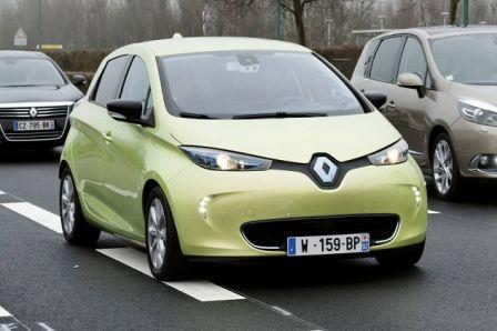Essai Renault Zoe