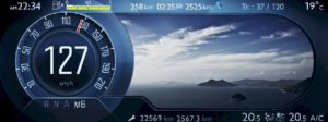 """Ecran 12"""" couleur HD sur le nouveau Citroen C4 Picasso Eliptic"""