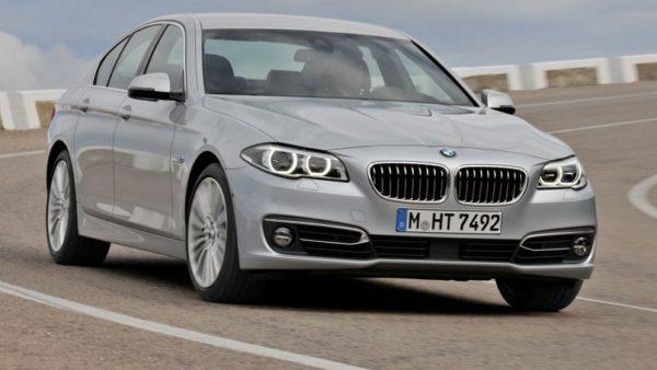 Nouvelle BMW 518d
