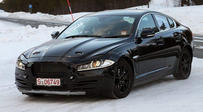 Jaguar XS 2014