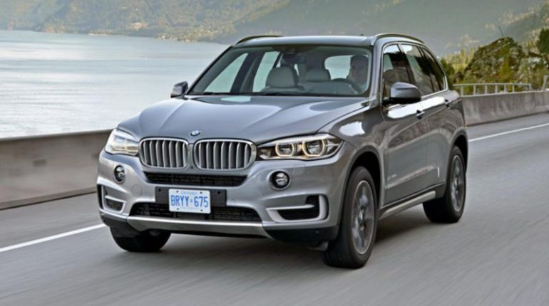 BMW X5 sDrive 25d 218 ch 4x2