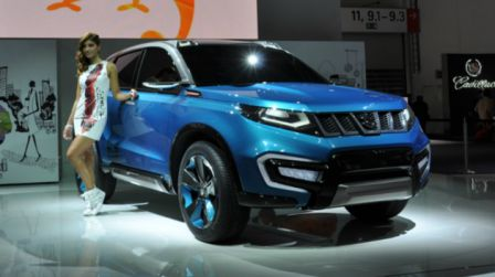 Suzuki IV 4 Concept Car