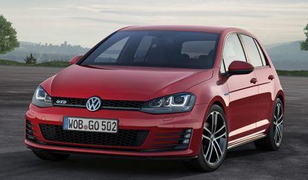 Essai Volkswagen Golf GTD