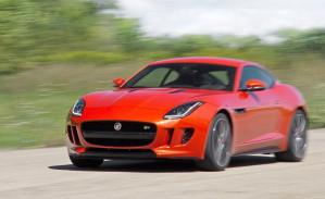 Jaguar F Type R 2015