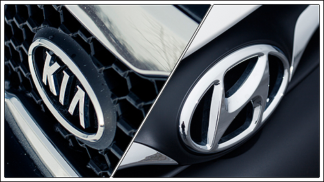 Ralentissement des ventes du Groupe Kia Hyundai en 2014 2014