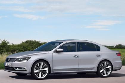 Nouvelle Volkswagen Passat 2015