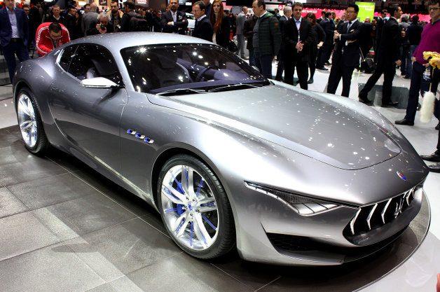 Maserati Alfieri Concept car à Genève