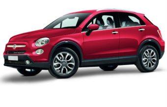 Nouvelle Fiat 500X