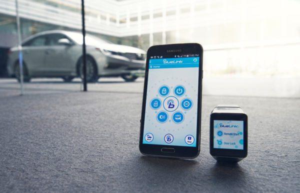 Le système Blue Link de Hyundai est désormais compatible avec les montres intelligentes