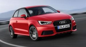 Audi A1 1.0 TFSI restylée 2015