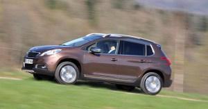 Essai Peugeot 2008 occasion