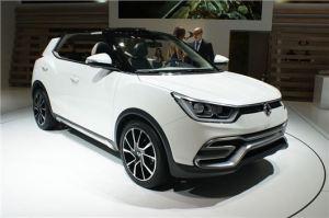 Ssangyong Tivoli EVR Concept car