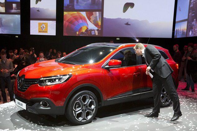 Vente Renault Kadjar il arrive en concession