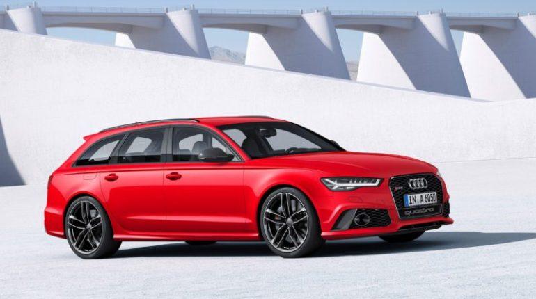 Audi RS6 performance Avant 2016 605 ch