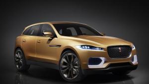 Jaguar F Pace Le Nouveau SUV