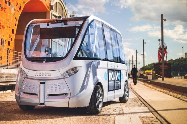 Navya Arma: des essais routiers sont en cours en France
