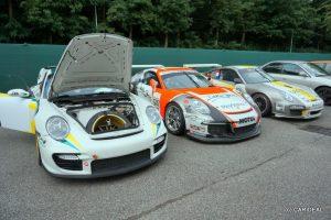 Porsche 911 GT2 Cup de 580 ch.