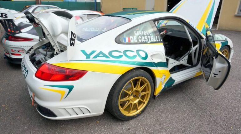 Porsche 997 GT2-2014