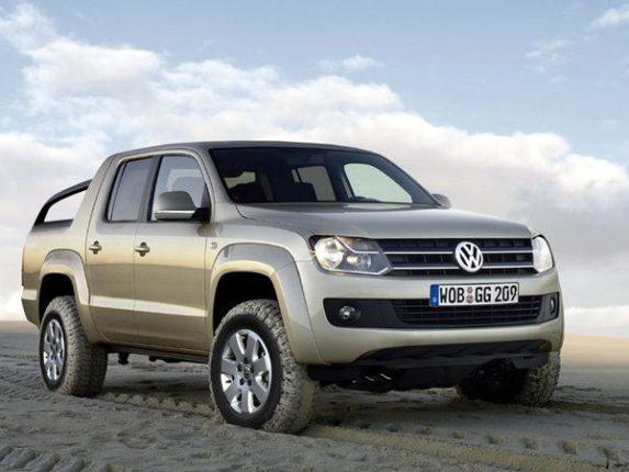 Volkswagen Amarok occasion