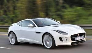 Essai Jaguar F TYPE COUPE V6 S 380 ch