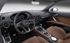 Nouvelle Audi TT coupé
