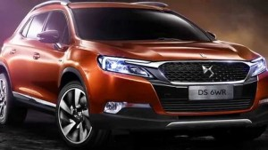 DS SUV DS 6WR