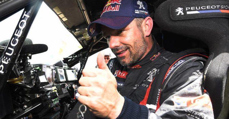 Deuxième victoire de Loeb au Dakar 2016