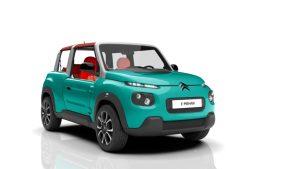 Vente de voiture électrique Citroen e-Mehari