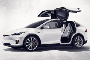 Caractéristiques du Tesla Model X 60D