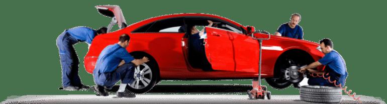 Révision voiture