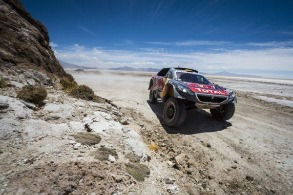 Les 12 jours du Dakar 2017