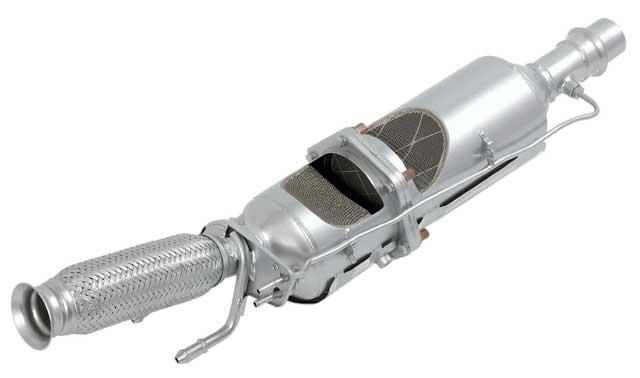 Selon PSA le filtre à particules participe à la purification de l'air. Communication coup de poing chez PSA : Le groupe PSA a réuni un maximum de