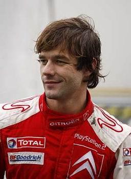 Sebastien Loeb en 2004 Champion du Monde