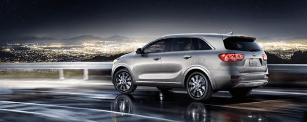 Guide d'achat SUV et 4x4 2017 Kia Sorento