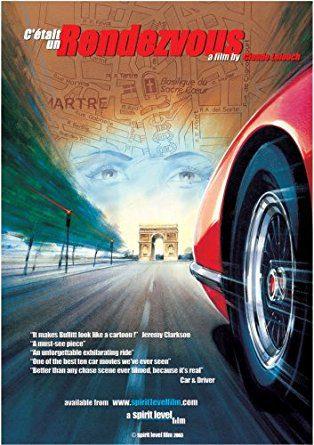 Traversée de Paris en Ferrari 275 GTB en 1978 à 190 km/h le film de Claude Lelouch