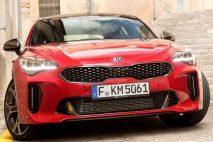 Kia Stinger GT berline sportive et motorisations