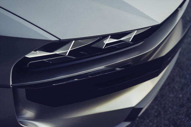 Peugeot E Legend Le Concept Fait Revivre Le Passe Avec Les