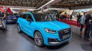 L'Audi SQ2 présenté au salon de Paris