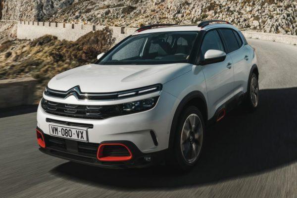 Présentation des prix et caractéristiques de la nouvelle Citroën C5 Aircross 2019