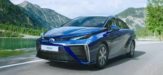 voiture électrique ou hybride ? La Toyota Mirai